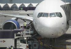 Las agencias venden un 70% menos de billetes de avión