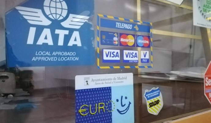 La producción aérea de las agencias con título IATA crece un 4% en el cuatrimestre