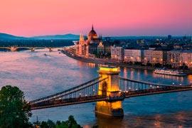 Budapest acogerá a UNICEO en 2018.