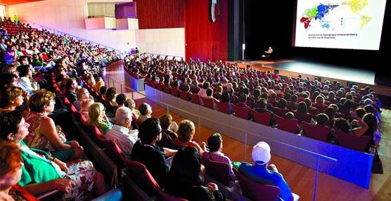 El Fórum Evolución acoge 143 eventos en 2015 con más de 100.000 asistentes