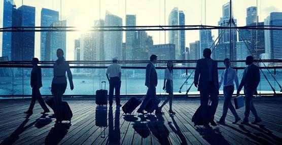 Los precios de viajes corporativos crecerán ligeramente en 2017 a nivel mundial