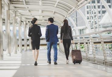 El 'business travel' siempre se recupera de las crisis