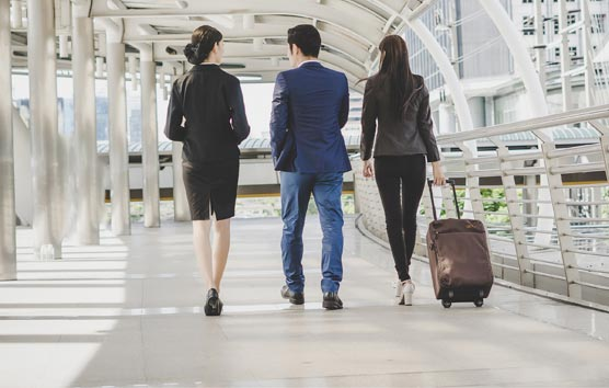 Los viajes por motivos de trabajo afectan a la vida personal de los profesionales
