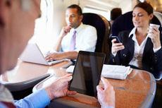 Los viajes corporativos caen un 95%