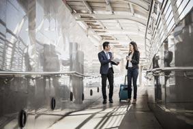 Menos business travel para el 35% de españoles