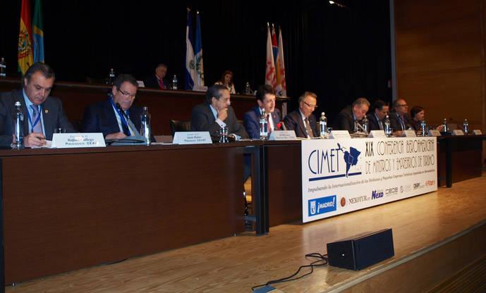 Gaspart en CIMET: 'El Turismo debería estar por encima de ideologías políticas'