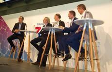 Mesa redonda en el marco del Technology & Innovation Forum 2017 de Amadeus.