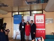 La OMT, el Parlamento Europeo y Amadeus organizaron este encuentro.