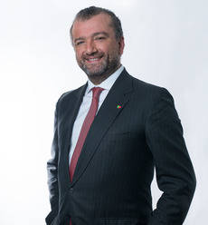 El director de marketing y ventas de TAP Air Portugal, Abilio Martins.