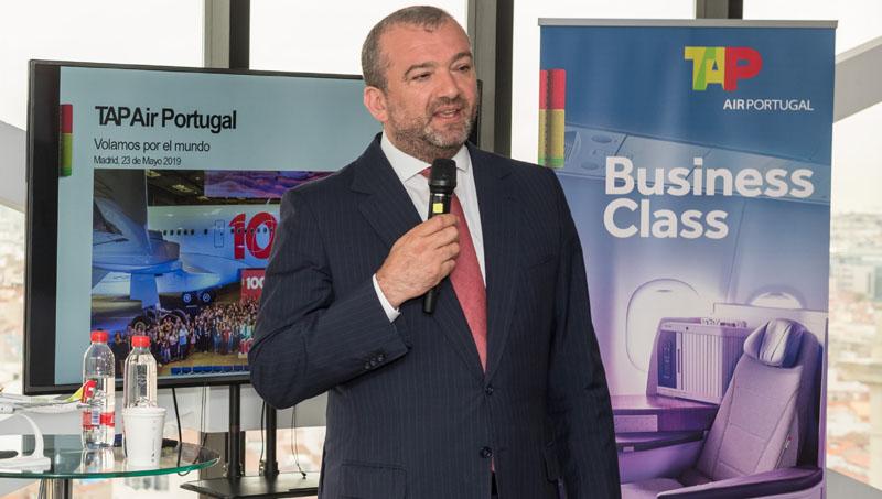 TAP: 'NDC es un paso esencial' para las aerolíneas