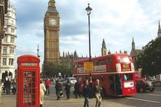 Londres es el destino más solicitado.