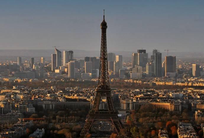 París cae en el 'ranking' de vuelos más demandados