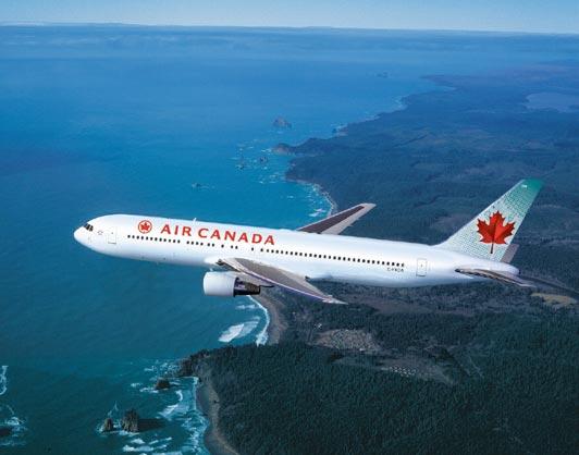 Air Canada se venderá a través de Travelport