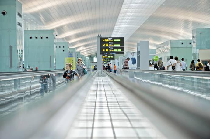 El tráfico aéreo doméstico sube un 9% hasta noviembre