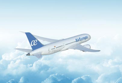 Air Europa y Ethiopian Airlines ya comparten red