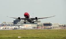 El retraso de la Semana Santa influye en los resultados de la aerolínea.