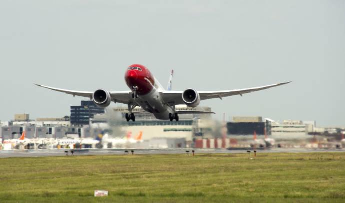Norwegian obtiene un beneficio de 128 millones de euros