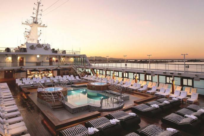 Oceania Cruises revela sus nuevos itinerarios