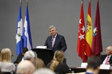 El secretario general adjunto de la OMT, Jaime Alberto cabal.