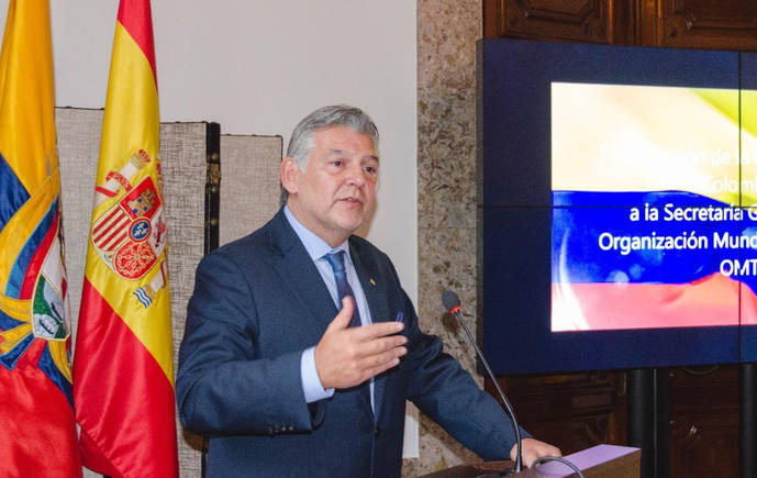 Jaime A. Cabal, secretario general adjunto de OMT