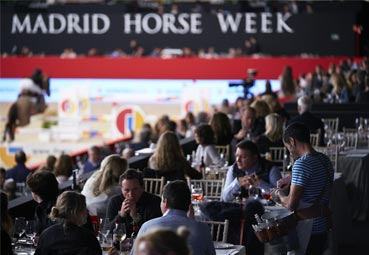 Regresa a España la IFEMA Madrid Horse Week