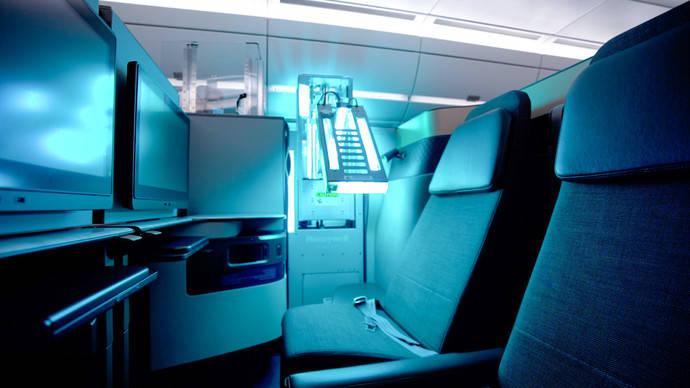 Qatar Airways, 5 estrellas de Skytrax antiCovid