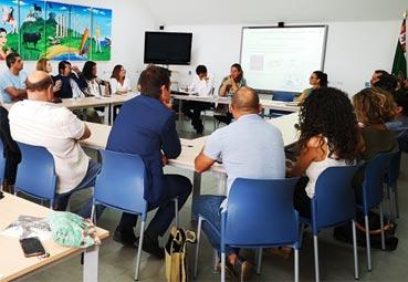 Reuniones en Cádiz para diseñar su plan estratégico