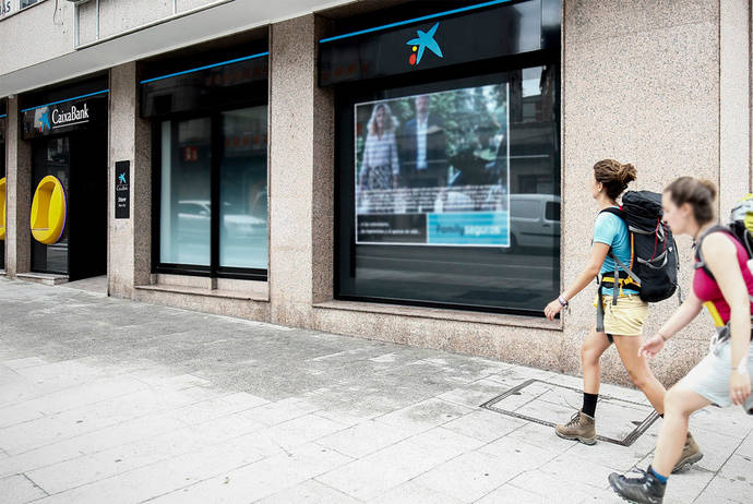 CaixaBank crea línea de financiación para el Xacobeo