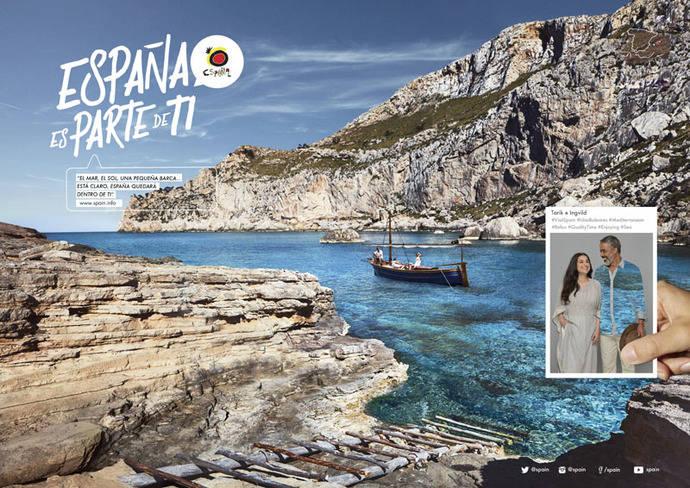 Nueva imagen de promoción turística de España