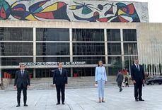 La nueva sede de la OMT comenzará a funcionar a partir del próximo año 2024
