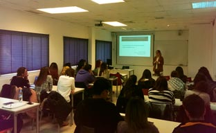 Campus online intensivo para jóvenes sobre organización de eventos