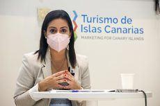 La consejera de Turismo canaria, Yaiza Castilla.