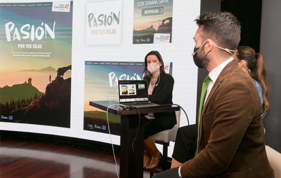 Canarias presenta una nueva estrategia para incentivar las llegadas