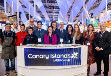 Canarias potencia su oferta turística en las ferias
