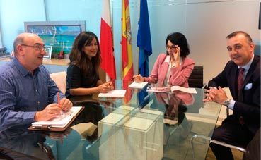 OPCE Cantabria trabaja por el desarrollo del Sector