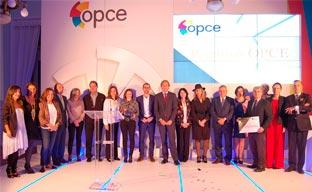 OPCE Cantabria entrega sus galardones anuales