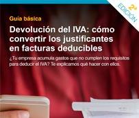Captio enseña a las empresas cómo conseguir la devolución del IVA
