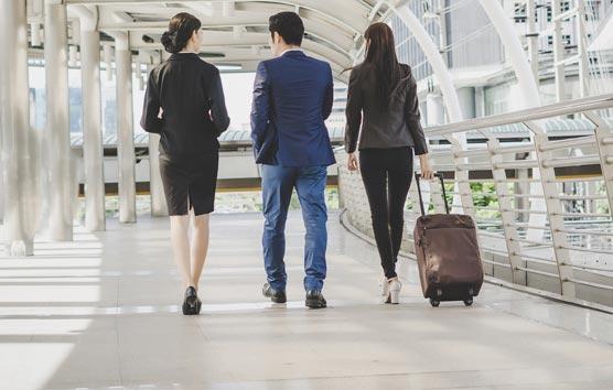 La tecnología ayuda a mejorar la gestión de viajes y los gastos relacionados