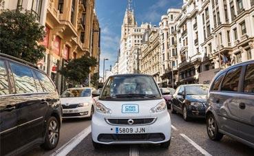 Europcar Group vende su 25% de car2go Europe