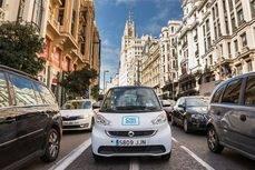 Daimler, propietario al 100% de car2go Europe. (Foto: José A.Rojo)
