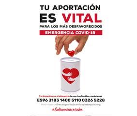 El Palacio de Congresos de Córdoba organiza una recogida de alimentos