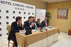 Premian al Hotel Carlos I Silgar por fomentar el deporte