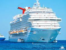 Carnival cancela sus viajes hasta el 30 de septiembre.