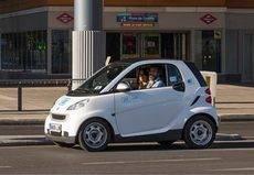 car2go estudia el uso de 'carsharing' en Madrid