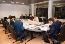 la reunión del patronato de la Oficina de Congresos de Cartagena.