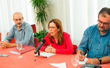 Desaparece la Oficina congresual de Cartagena