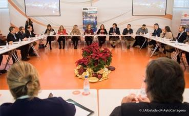Cartagena reafirma su apuesta por el Turismo MICE