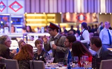 El Cartero destaca en el mayor hotel de eventos de Europa