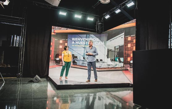 Cartuja Center Cite presenta su 'Virtual Stage 360º'