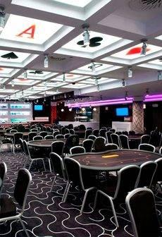 Uno de los interiores del Casino.